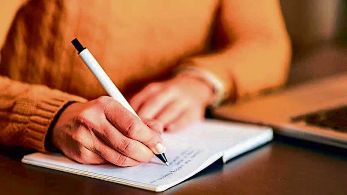 Research shows that expressive writing has a direct positive correlation to overall well-being