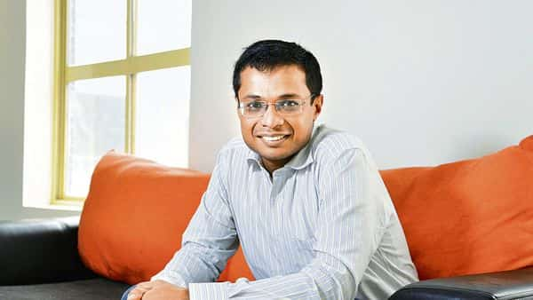 Navi MF is owned by Sachin Bansal. mint