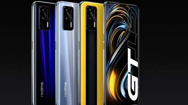 Realme GT is equipped with a 4,500 mAh battery which supports 65W SuperDart charging support, allowing the smartphone to be fully charged in just 35 minutes