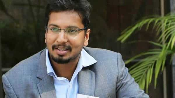 EaseMyTrip co-founder and executive director Prashant Pitti.