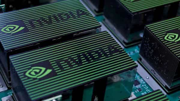 Nvidia Corp's chief executive on Thursday said the company will spend at least $100 million on a supercomputer in the United Kingdom. (REUTERS)