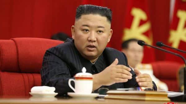 North Korean leader Kim Jong Un  (AFP)