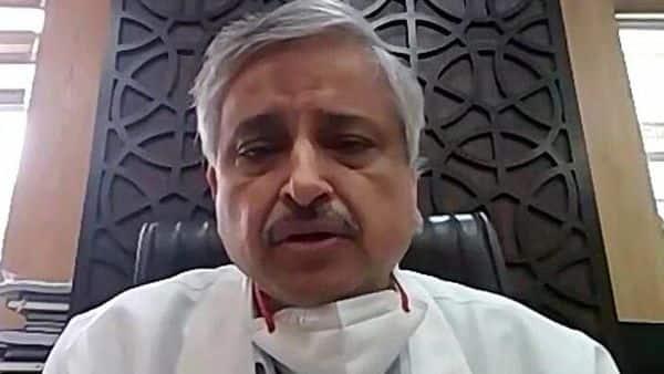 AIIMS director Randeep Guleria