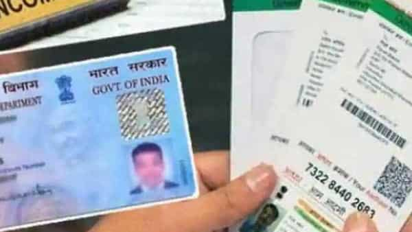 Aadhaar PAN link before deadline of 30th June 2021 is must because one's KYC will become incomplete in case of failing to meet the deadline. (HT)