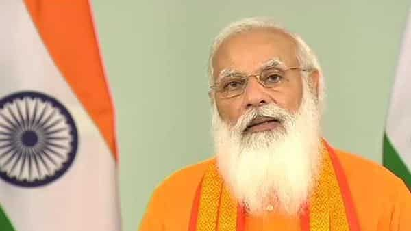 Today, when the whole world is fighting the corona pandemic, yoga remains a ray of hope: PM Modi.
