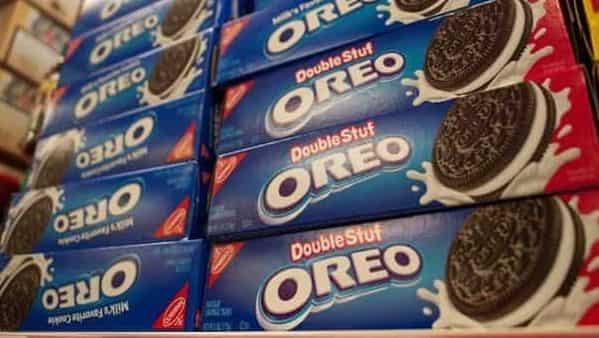 Mondelēz International had announced a partnership with HUL in 2018 to mark Cadbury's entry into the frozen dessert category, which led to the launch of Oreo Cornetto and Oreo And Cream tub in the country. (File Photo: AFP)