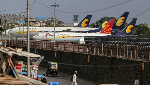 Jet Airways India Ltd (Bloomberg)