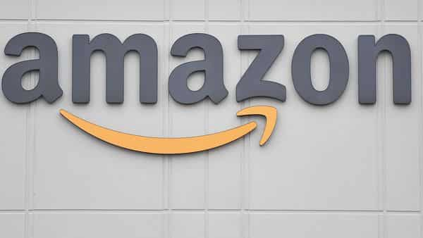 Amazon has placed an order for 1,000 autonomous driving systems from self-driving truck technology startup Plus (AFP)