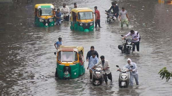 Several Indian states are very likely to witness 'heavy' to 'very heavy' rainfall till June 29 as per the IMD predictions. (AP)