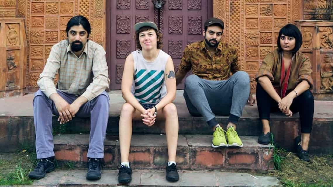 Hotel Kali is out with their debut album. Photo courtesy Arhan Sett