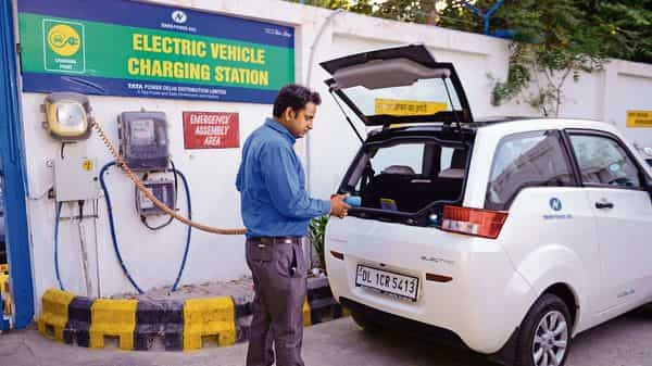 The FAME scheme, started in 2019 for promoting sales of electric vehicles, was supposed to end by 2022. Photo: Mint