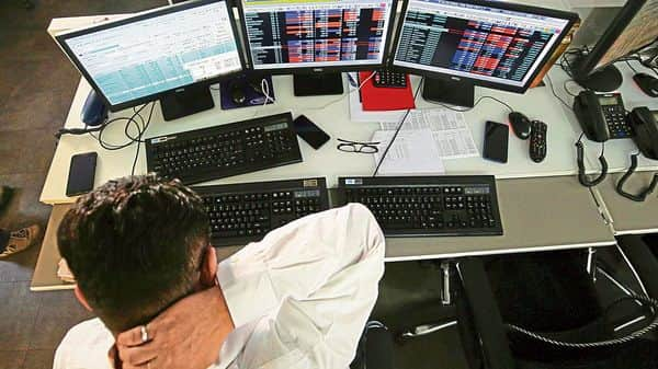 Market closing: Indian indices closed over 0.35% lower on Tuesday. (MINT_PRINT)