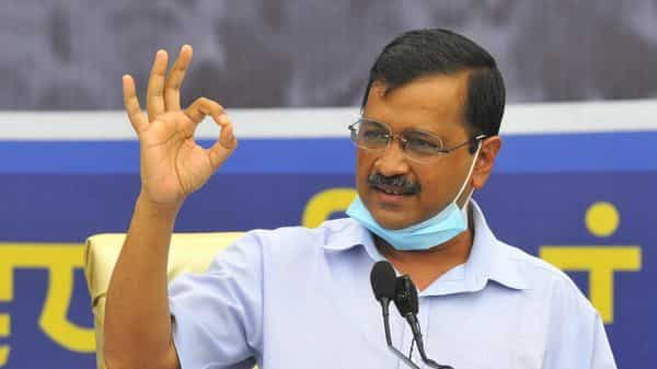 Delhi CM Arvind Kejriwal reviewed the status of HIMS project on Thursday. (File photo)