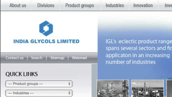 Clariant International Ltd. will be the sole Clariant shareholder with a 51% stake in the joint venture entity and India Glycols along with its subsidiary will hold a 49% stake.