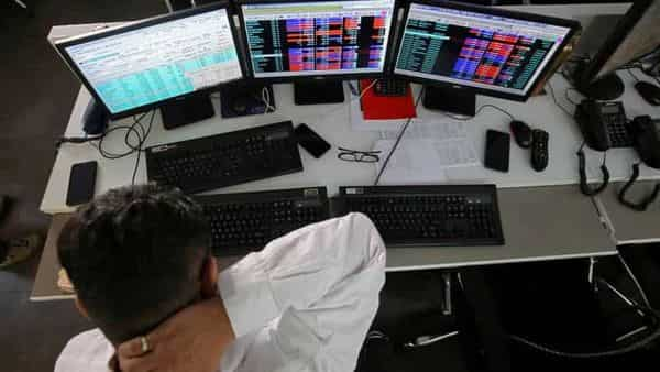Market closing: Sensex, Nifty shed day's gains to close over 0.04% lower on Tuesday. (REUTERS)