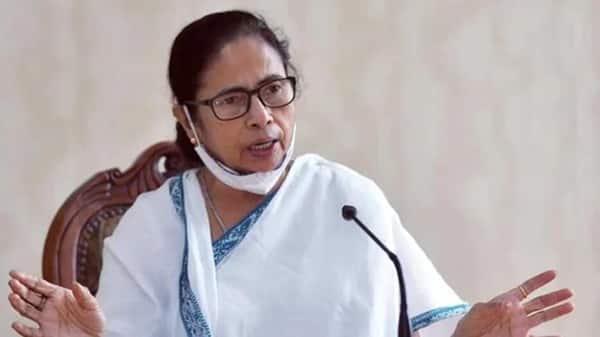 West Bengal chief minister Mamata Banerjee. (ANI) (HT_PRINT)