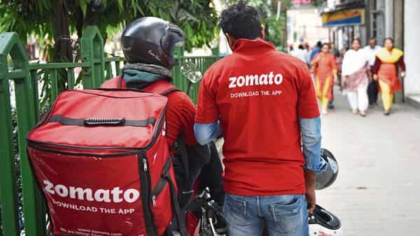 Zomato's share price trajectory more or less correlates with the size of its fundraising. (Photo: Mint)