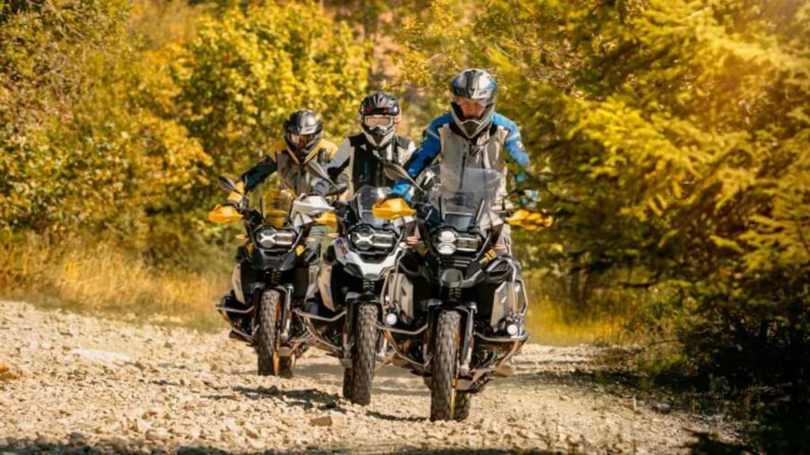 BMW launches new BMW R 20 GS, BMW R 20 GS Adventure ...