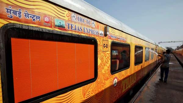 IRCTC to restore service of Mumbai-Ahmedabad Tejas Express from next month