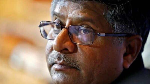 Ravi Shankar Prasad (REUTERS)