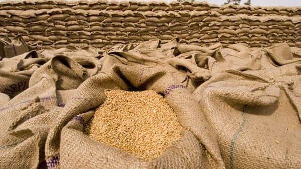 Wheat procurement in UP