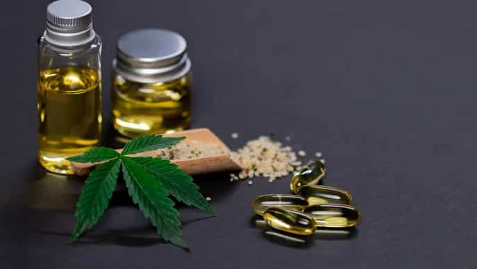 Products made from the leaves and seeds of the cannabis plant are legal in India