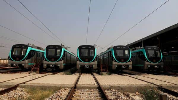 Noida Metro said 15 stations have been offered for food, recreational or utility truck facility under the EOI  (Photo: Reuters)
