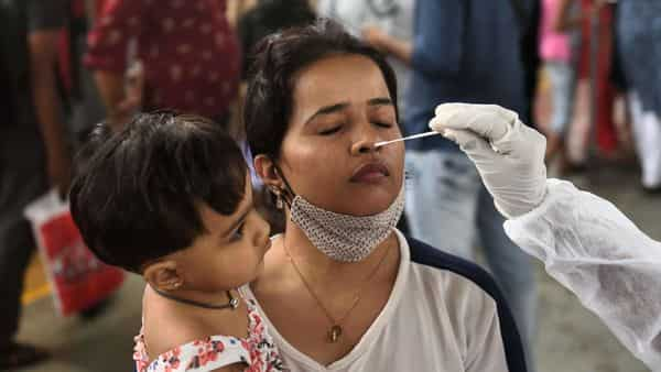 Satyendra Jain said Delhi has gained controlled over second wave of COVID-19 pandemic. He stressed on that the government is ramping up its infrastructure to fight the future waves (Satish Bate/HT PHOTO)