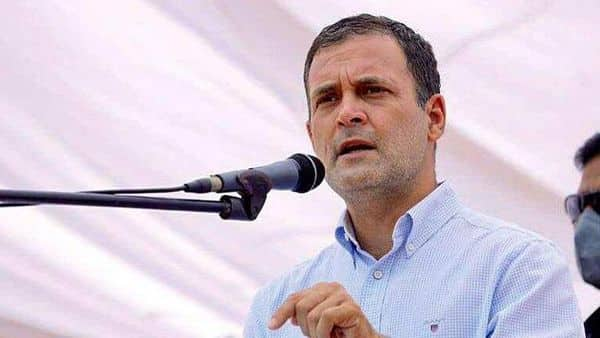 Earlier today, despite the Indian Army's rebuttal, Rahul Gandhi referred to a media report, which suggested there was an altercation between Indian and Chinese forces in the Galwan valley. (HT_PRINT)