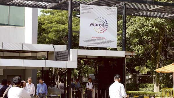 Wipro results: Q1 net profit rose to  ₹3230 crore