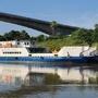 Ro-Ro vessels for tourism development on river Ganga