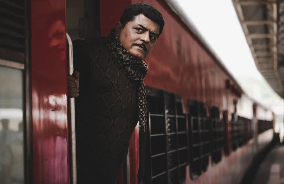 Gajraj Rao is drawing praise for his performance in 'Ray'. Photo courtesy Yogesh Chiplunkar
