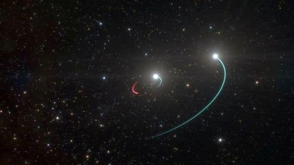 Astronomers are yet to find the root cause of nine simultaneous transients. (Photo: Reuters)