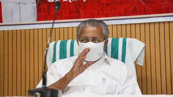 Pinarayi Vijayan, Chief Minister of Kerala.