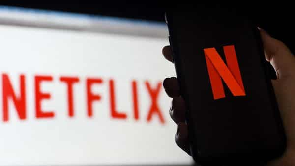Netflix logo (AFP)