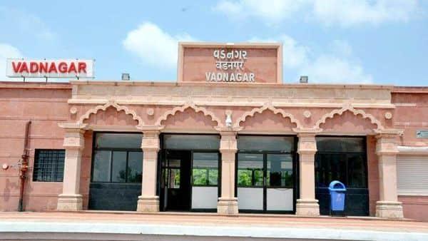 PM Modi's father Damodardas Modi had a tea stall inside the Vadnagar railway station.