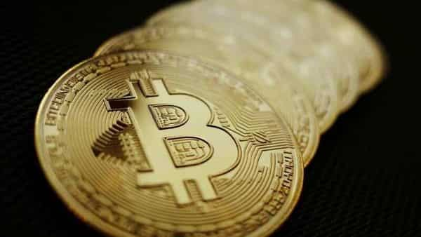 FILE PHOTO: Representations of the Bitcoin cryptocurrency  (REUTERS)