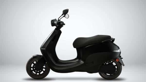 OLA's electric scooter
