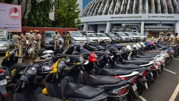 The revised volume growth in two-wheeler sales would come on a low base after a decline of 13.2% in FY21 and 17.2% in FY20, according to Crisil. (PTI)