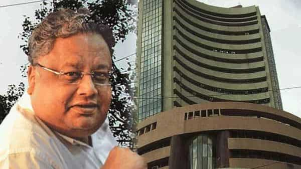 Rakesh Jhunjhunwala portfolio: In April to June 2021 quarter, Big Bull bought 5.75 crore shares of this metal producer company, which is currently worth  ₹731,68,75,000 or  ₹731.68 crore (as per close price of the company share at NSE on Friday). (Reuters)