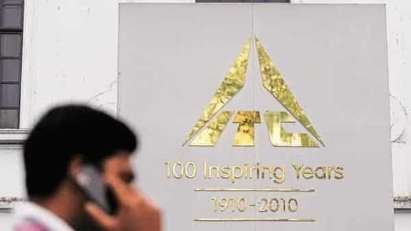 While ITC's expenditure in foreign currency amounted to  ₹1,664 crore for the year ended March 31, 2021