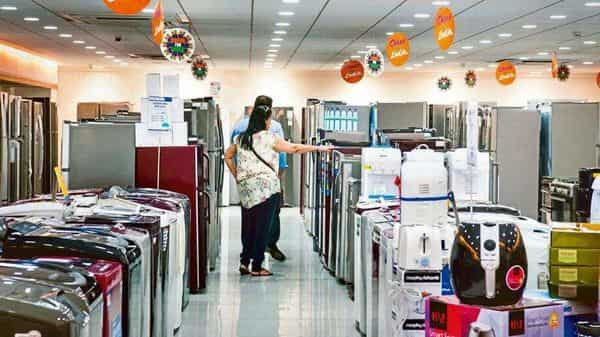 In white goods segment, analysts see migration from unorganized to organized sector.