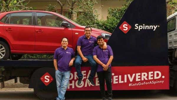 Spinny leverages technology to bring about convenience in the buying and selling process of pre-owned cars.