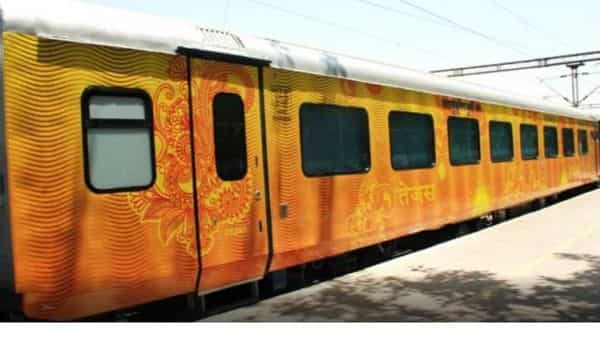 Rajdhani Express gets Tejas-like smart sleeper coaches. Check features, pics