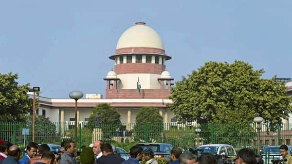 The apex court in September last year had given 10 years time to telcos struggling to pay  ₹93,520 crore of AGR-related dues.pti