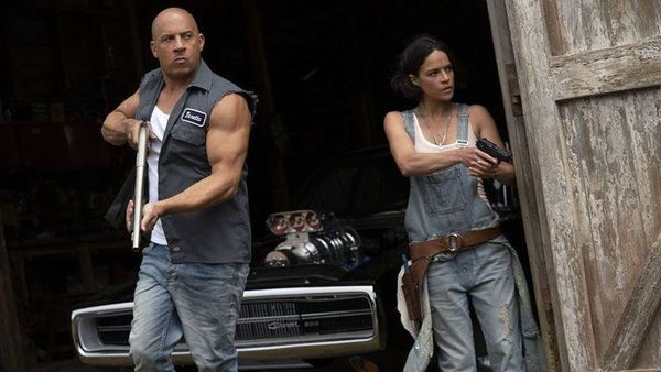 F9 is the sequel to The Fate of the Furious (2017), the ninth main instalment, and the tenth full-length film released overall in the Fast & Furious franchise.