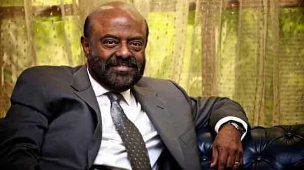 Shiv Nadar was awarded the Padma Bhushan from the President of India in 2008