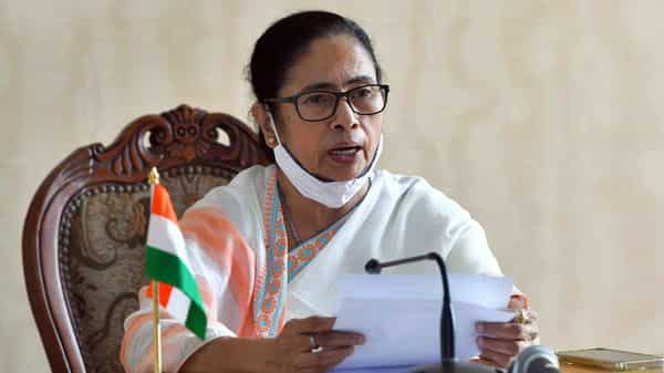 West Bengal Chief Minister Mamata Banerjee. (ANI Photo)