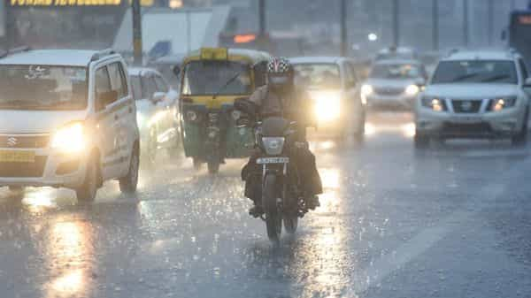Delhi received 69.6 mm and 38.4mm rainfall on Sunday and Monday