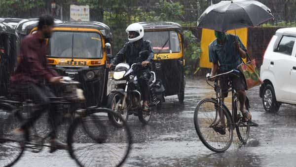 IMD weather updates: Heavy rainfall to occur at various parts of India for the next three-four days (HT PHOTO)